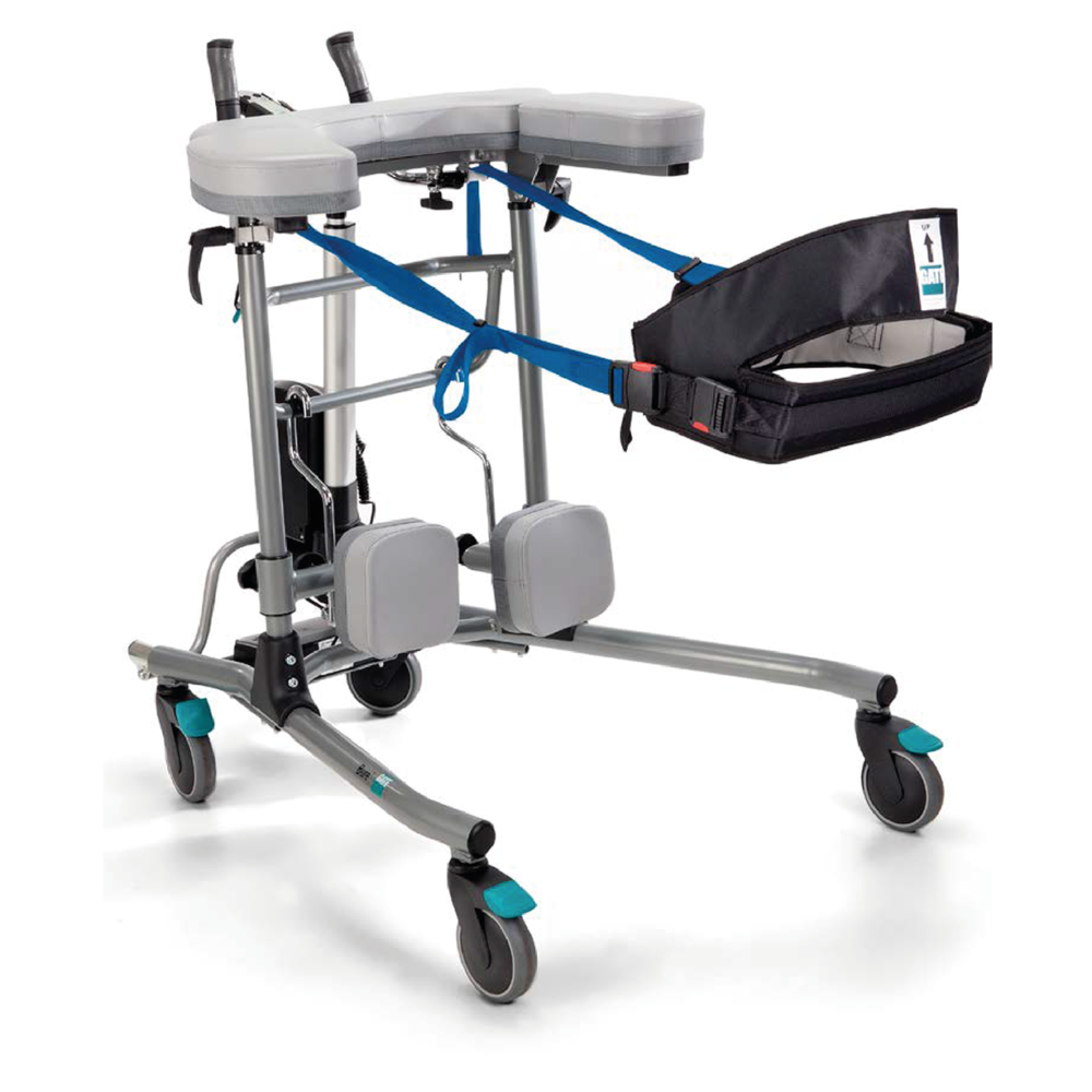 Bure Rise & Go Stand Tall Walker with Power Rise Assistance